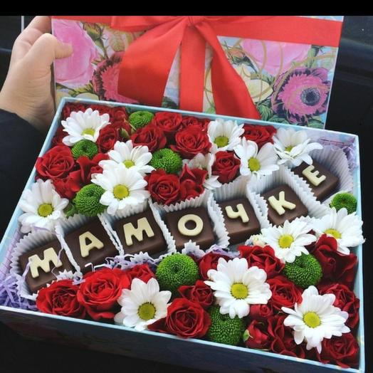 Чувство гармонии: букеты цветов на заказ Flowwow