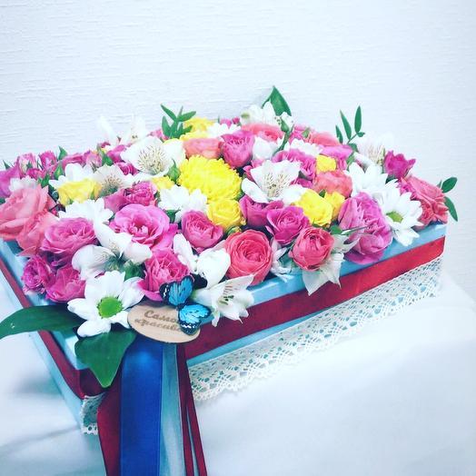 Самой красивой маме: букеты цветов на заказ Flowwow