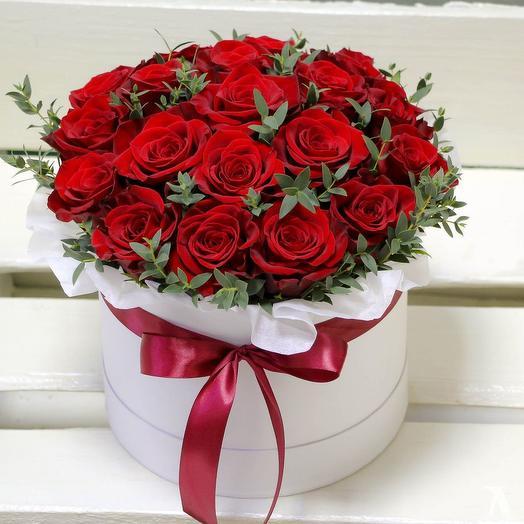 Букет 25: букеты цветов на заказ Flowwow