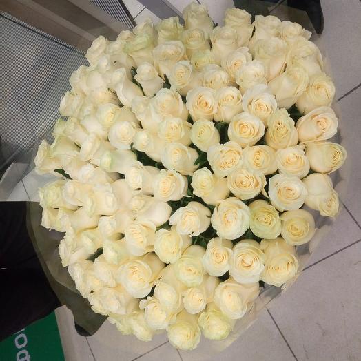 Мандиал: букеты цветов на заказ Flowwow