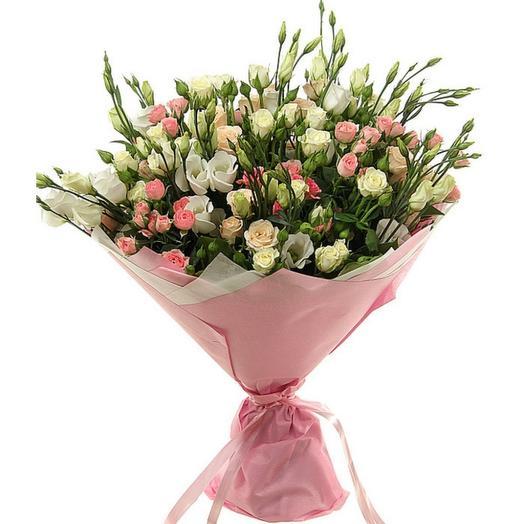 """Букет """"Невыносимая нежность"""": букеты цветов на заказ Flowwow"""