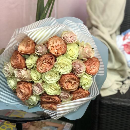 Букет 83: букеты цветов на заказ Flowwow