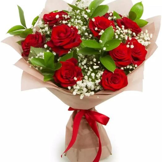 Дина: букеты цветов на заказ Flowwow