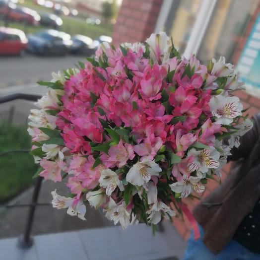 Самой самой: букеты цветов на заказ Flowwow
