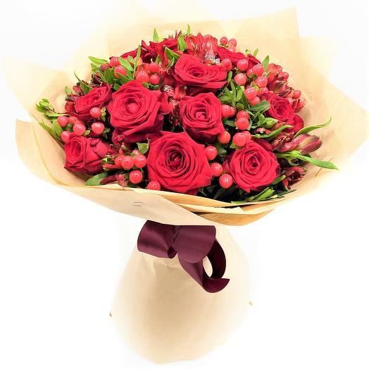 """Букет """"Андромеда"""": букеты цветов на заказ Flowwow"""