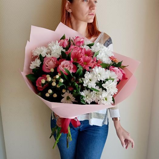 Готовый букет 2: букеты цветов на заказ Flowwow