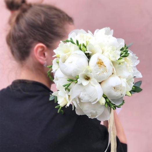"""Букет невесты """"Подарок ангела"""": букеты цветов на заказ Flowwow"""