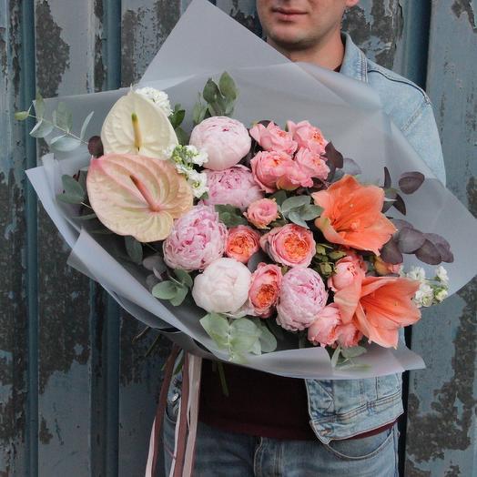 Art: букеты цветов на заказ Flowwow