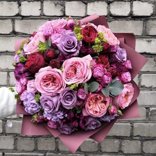 Alex Garden: букеты цветов на заказ Flowwow