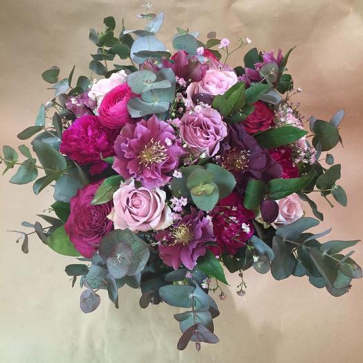 0016: букеты цветов на заказ Flowwow