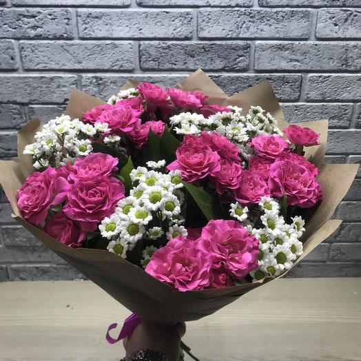 Bouquet 12: букеты цветов на заказ Flowwow