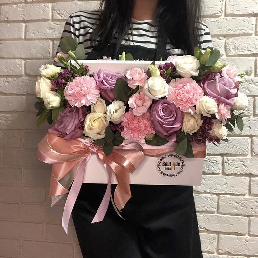 Paris: букеты цветов на заказ Flowwow