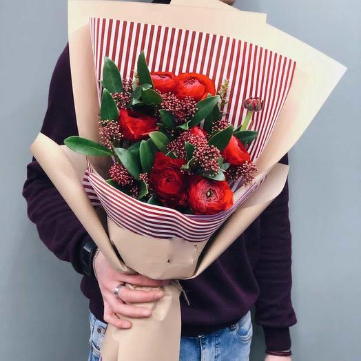 Лия: букеты цветов на заказ Flowwow