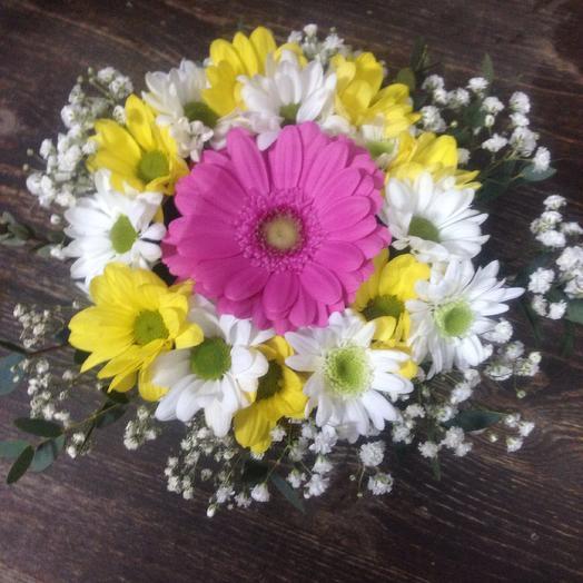 Единственной: букеты цветов на заказ Flowwow