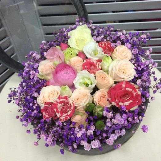 Палитра: букеты цветов на заказ Flowwow