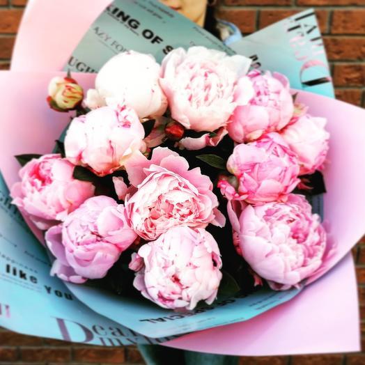 Розовое суфле