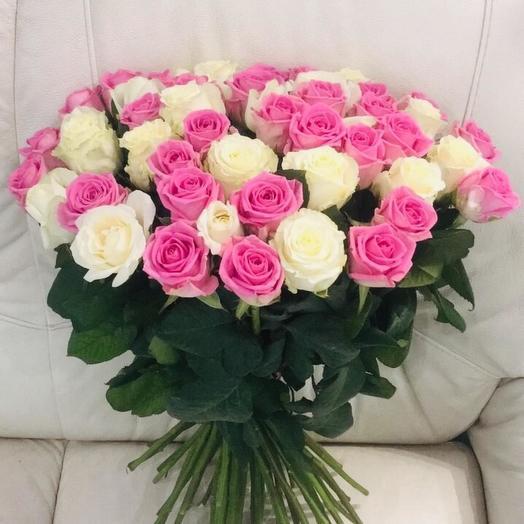 "Bouquet "" Pink Harbor"""