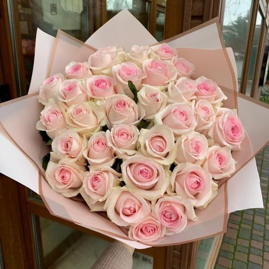 Моно букет из роз Свит Ревиваль