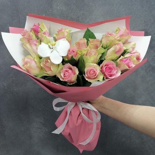 Loves💞 (21 роза)