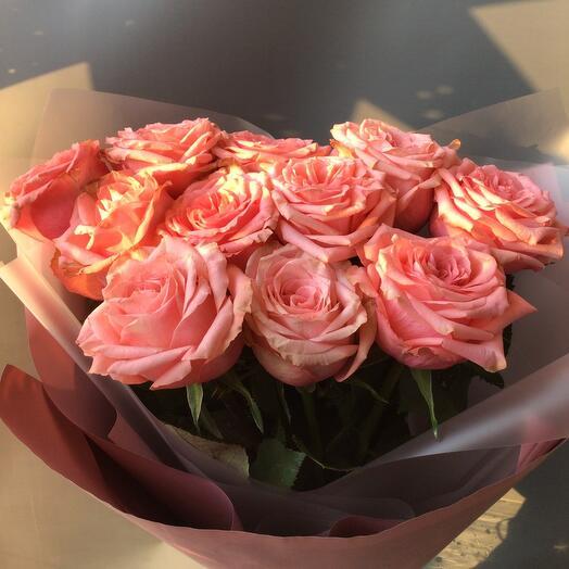 11 винтажных роз
