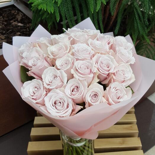 25 роз эскимо