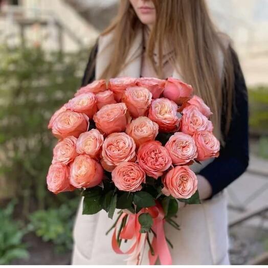 Пионовидная Роза 🌹