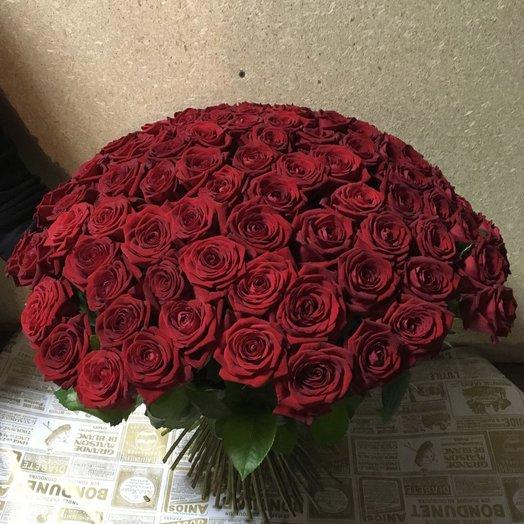 Классика 3: букеты цветов на заказ Flowwow