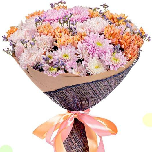 Сладкий ноябрь: букеты цветов на заказ Flowwow