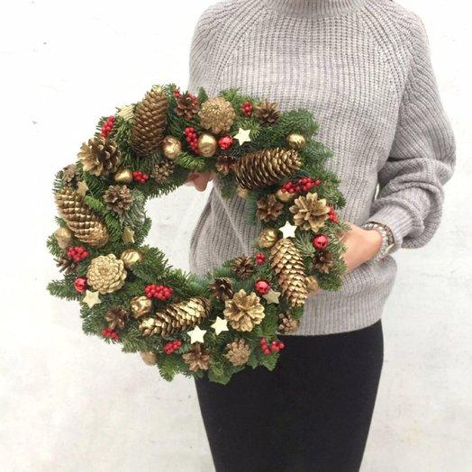 Рождественское желание: букеты цветов на заказ Flowwow