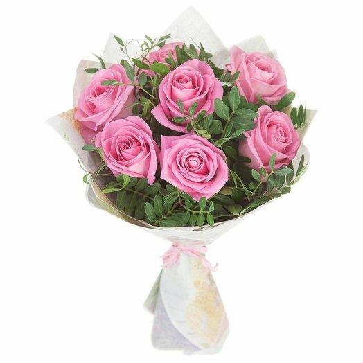 Шардонне: букеты цветов на заказ Flowwow