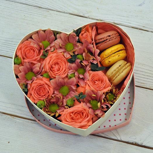 Little Box: букеты цветов на заказ Flowwow