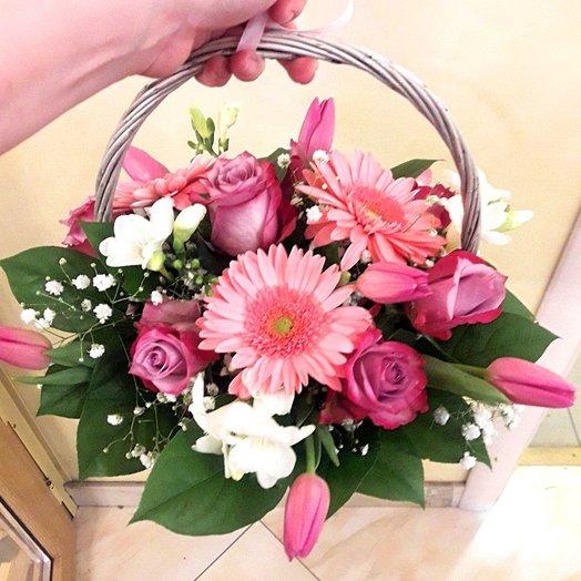 Сладкая карамель: букеты цветов на заказ Flowwow