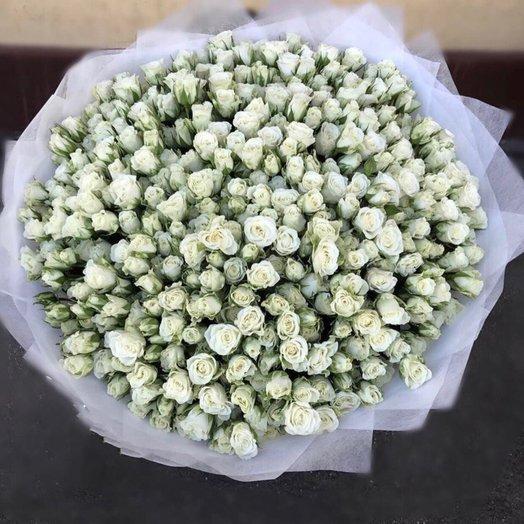Белая Леди: букеты цветов на заказ Flowwow