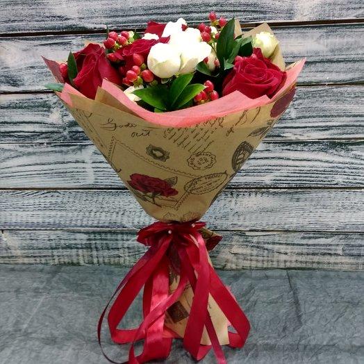 Букет на любое мероприятие: букеты цветов на заказ Flowwow