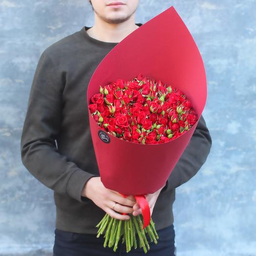 Моно 18: букеты цветов на заказ Flowwow