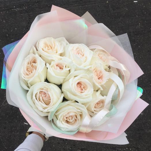 Терпкий аромат: букеты цветов на заказ Flowwow