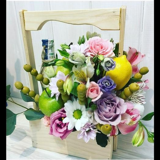 Русская красавица 💃: букеты цветов на заказ Flowwow