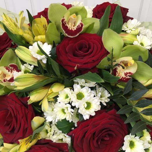 Изумительный: букеты цветов на заказ Flowwow
