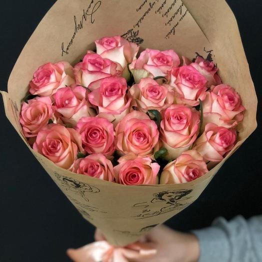 Букет 52: букеты цветов на заказ Flowwow