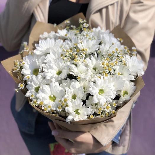 Букет 193: букеты цветов на заказ Flowwow