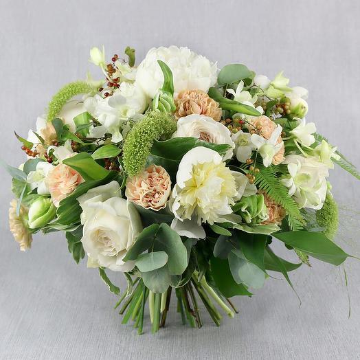 """Большой букет """"Грейс Келли"""": букеты цветов на заказ Flowwow"""