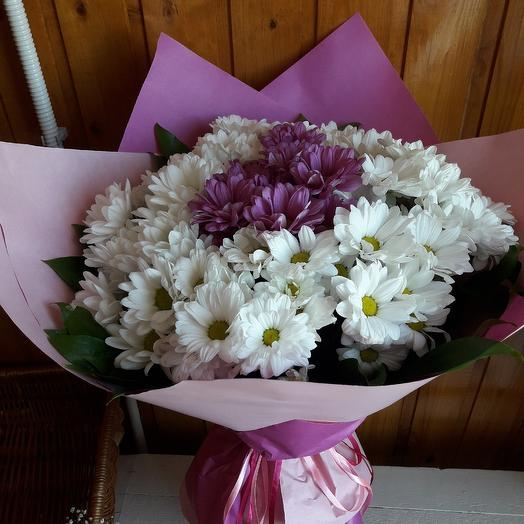 Точка счастья: букеты цветов на заказ Flowwow