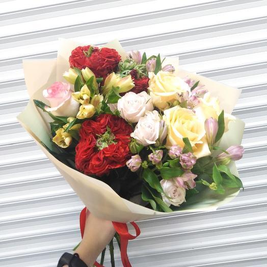 "Букет  ""Лондон"": букеты цветов на заказ Flowwow"