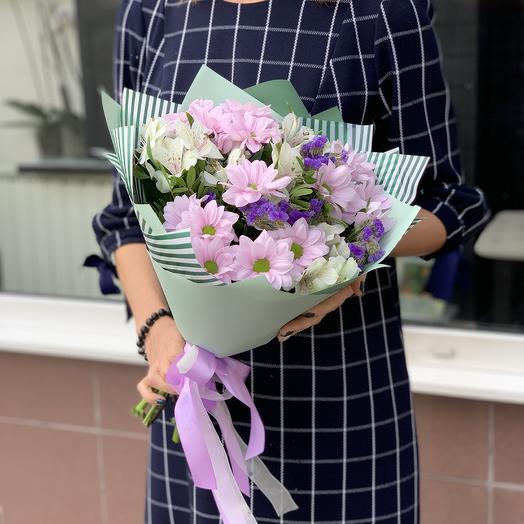 Настроение прованса: букеты цветов на заказ Flowwow