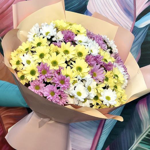 Букет «Красота на века»: букеты цветов на заказ Flowwow