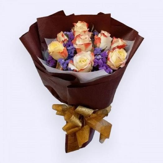 БУКЕТ АРЛЕКИН: букеты цветов на заказ Flowwow