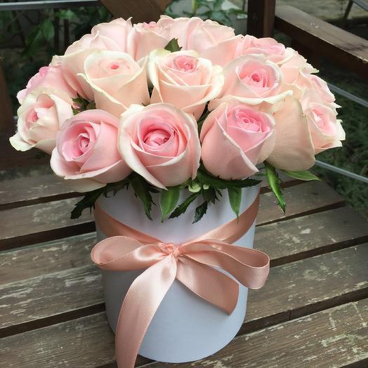 White Rose: букеты цветов на заказ Flowwow
