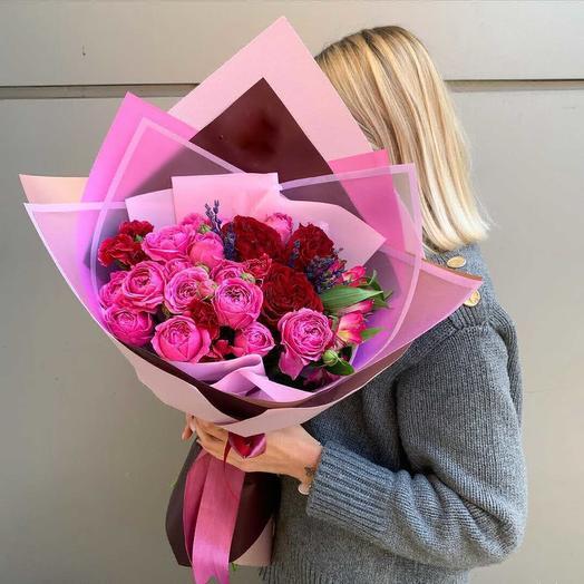 Дездемона: букеты цветов на заказ Flowwow