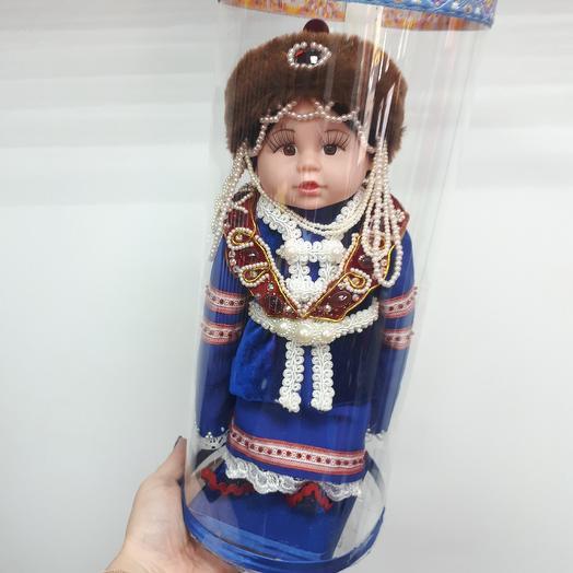 Национальная кукла ручной работы: букеты цветов на заказ Flowwow