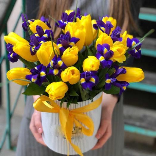 Веснний дождик: букеты цветов на заказ Flowwow